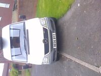 Mercedes Sprinter 311 CDI MWB high roof 05 reg low miles