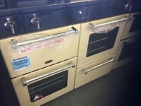 Graded 100 Belling Range cooker