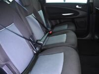 FORD GALAXY 2.0 TDCI 140 ZETEC 5DR POWERSHIFT Auto (blue) 2014