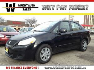 2010 Suzuki SX4 | POWER LOCKS/WINDOWS| A/C| 116,304KMS