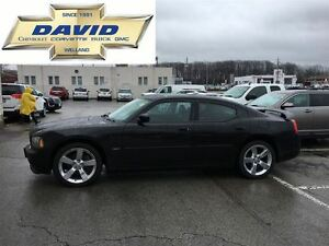 2010 Dodge Charger R/T 4DR, LEATHER, NAVIGATION, 20WHEELS