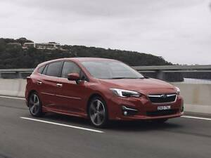 UBER ready 2017 Subaru Impreza for hire for $199 per week Melbourne CBD Melbourne City Preview
