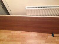 Howden sold wood work top 2.3 meters