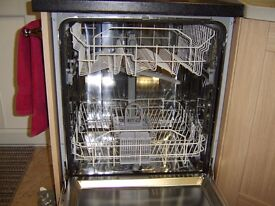 Hotpoint Dishwasher,(Intregated )good condition