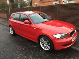 2010 BMW 116d Se New Model Start Stop £30 Tax Sport Spec 118d 120d 318d 320d