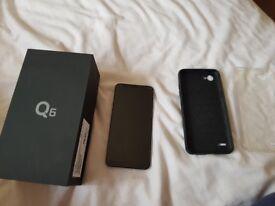 LG Q6 Platinum