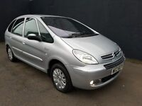 MAY 2008 CITROEN PICASSO VTX 1.6 HDI DIESEL FULL SERVICE HISTORY EXCELLENT CONDITION MOT MAY 2017 !!