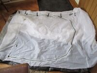 2 used camping,awning inner tents one sunncamp and 1 other.