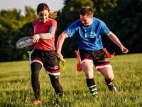 Play Social Mixed Adult Tag Rugby - Free Taster @ John Smeaton Leisure Centre