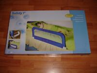 Safety 1st Compact Fold Portable Bed Rail Guard Baby Kid Nursery