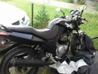 Sinnis stealth 125cc
