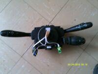 2003 peugeot 206 lx 3 dr indicator stalk and squib