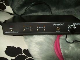 bersford original dac, like new condition hardly used, makes a good headphone amp as well