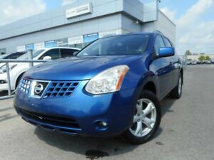 2008 Nissan ROGUE SL AWD/ SIEGES CHAUFFANTS/ TOIT