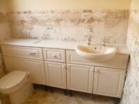 *REDUCED* ROCA LAURA Complete Toilet /Basin Unit
