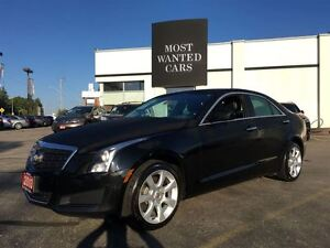 2013 Cadillac ATS 2.0L Turbo AWD | NO ACCIDENTS | LEATHER Kitchener / Waterloo Kitchener Area image 2