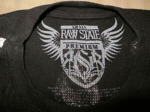 New Raw State Redemption Men's Long Sleeve Thermal Tattoo Afflic Kingston Kingston Area image 3