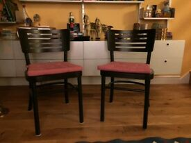 Balser Ikea dining chairs, sold as a pair