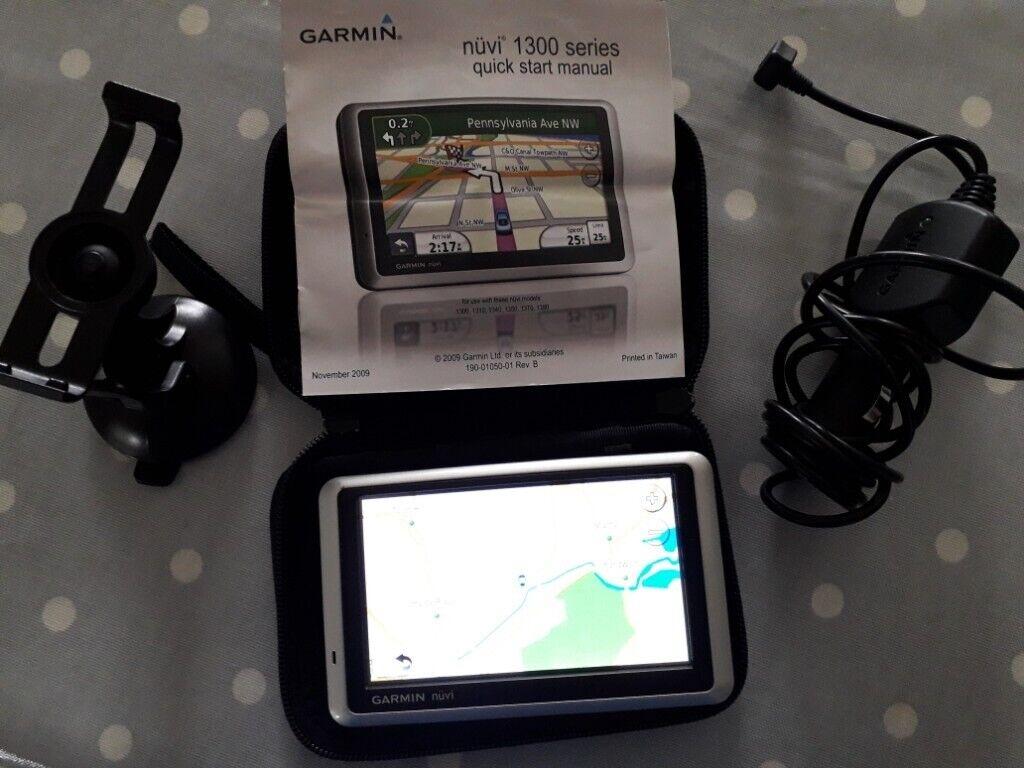 Garmin nuvi Sat Nav and Accessories | in Rye, East Sussex | Gumtree