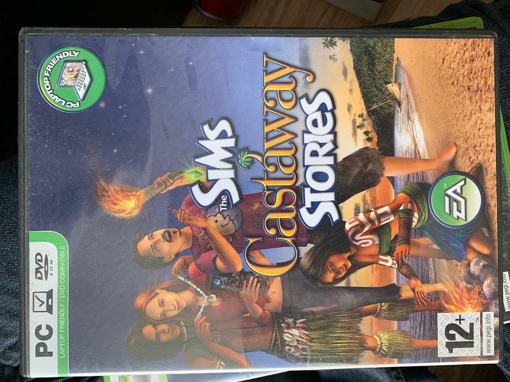 the sims castaway cd key