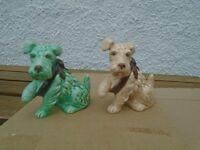 SYLVAC CHINA DOGS