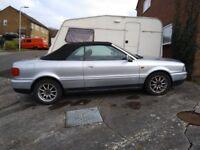 1998 Audi Convertible 1.8 (Spares or Repairs)