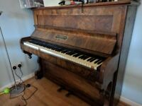 Free Upright Piano (needs repair)