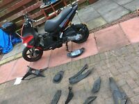 Gilera runner 50cc moped project bike 2 stroke