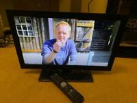 Caravan 12V TV with freeview and DVD
