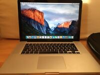 Macbook Pro For Sale 15.4inch