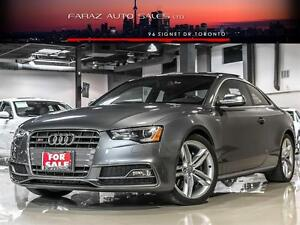 2014 Audi S5 ***SOLD***V6T|6 SPEED|NAVI|RED INTERIOR