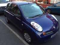 2005 53 Nissan Micra 1.0 E Great condition