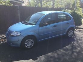 Citroen C3 1.4 for sale. One owner from new. Full history. 63000 miles. Fantastic runner. £995 ono