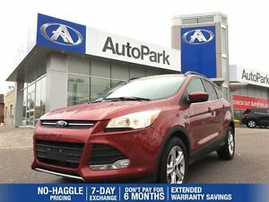 2015 Ford Escape SE/BLUETOOTH/HETAED SEATS/LEATHER