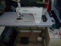 BROTHER Industrial lockstitch sewing machine Model MARK III Single Phase,