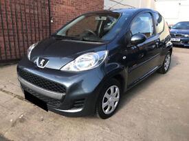 Peugeot 107 1.0 Urban 3dr - 2011, 65K Miles, 6 Services, 12 Months MOT, 1 Prev Keeper, 2 Keys, £2695