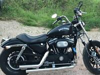 Harley - Davidson Sportster 2002 XL883R