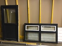 Anthracite grey window and door set (INTERNORM VERY HIGH QUALITY)