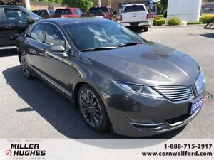 2016 Lincoln MKZ Leather, Heated Seats, Nav, Remote Start