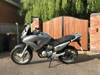 2008 Honda Varadero 125cc for sale.