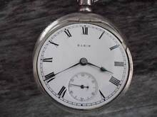 elgin coin silver pocket watch Victoria Plains Preview
