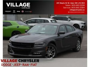 2017 Dodge Charger SXT|Rallye|AWD|Beats|Sunroof|Backup  Cam|Blin
