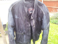 Motorcycle jacket,Gloves and accessories