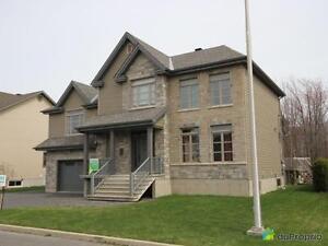 442 000$ - Maison 2 étages à vendre à Drummondville