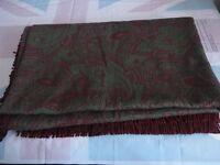Handmade Blanket Tablecloth Throw Cushion cover
