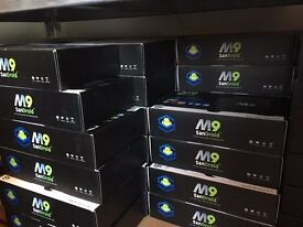 ( Wholesale ) M9 Android TV Box ~ 2GB / 8GB / S812 ~ FULLY LOADED ~ KODI 16.1