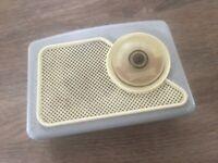 Vintage Dansette Radio