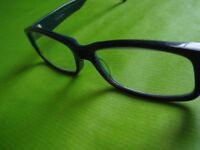 House Clearance: Designer Women's Eye Glasses / Spectacles - 'Paul Smith Woodley' (Cat-Eye Shaped)