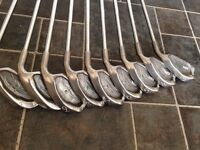Ping ISIK green dot irons (3-SW)