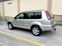 2006 NISSAN X-TRAIL 2.2 DCi 4WD SATNAV LEATHER PANROOF Cheap bargain Diesel jeep sve aventura